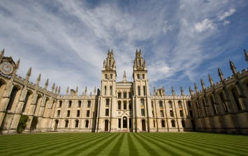 Fr Lawrence Lew, O.P. -- Hawksmoor's Gothick buildings in All Souls' College
